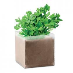 Bolsa con semillas de perejil Parsely