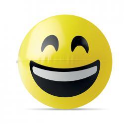 Pelota playa emoji risa Smily