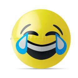 Pelota playa emoji carcajada Laughy