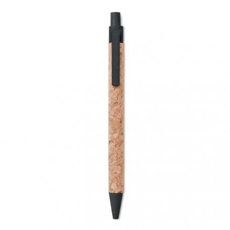 Bolígrafo en corcho Montado