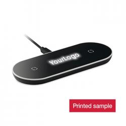 Cargador inalámbrico doble Double wireless