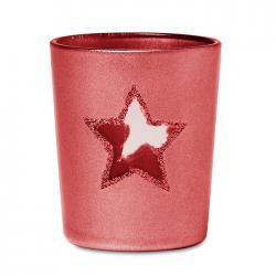 Vela de cristal Shinny star