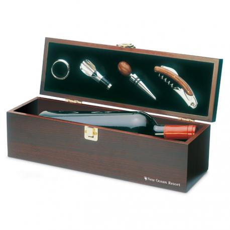 Set de vino en caja Costieres Ref.MDKC2690