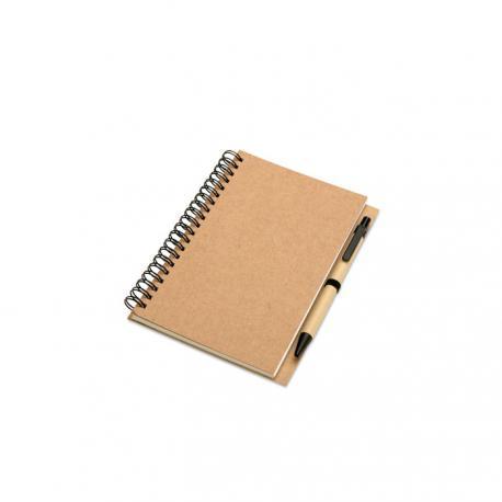 Libreta papel reciclado Bloquero