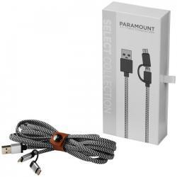 Cable de carga de tela 3 en 1 Paramount