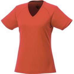 Camiseta cool fit de pico para mujer Amery