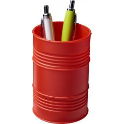 Portabolígrafos de plástico de estilo de barril de petróleo Bardo