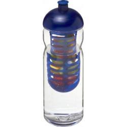 Bidón deportivo e infusor con tapa dome de 650 ml base tritan™