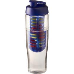 Bidón deportivo e infusor con tapa flip de 700 ml h2o tempo®