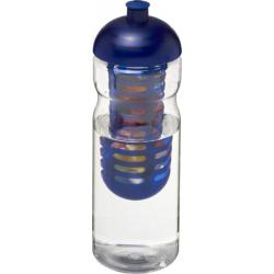 H2O base® bidón deportivo e infusor con tapa dome de 650 ml