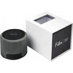 Altavoz bluetooth® para carga inalámbrica Fiber