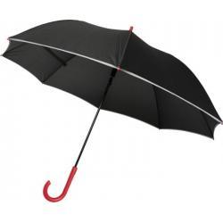 Paraguas reflectante de apertura automática y resistente al viento de 58 cm Felice