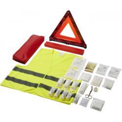 Set de seguridad de tres elementos para coches Joachim