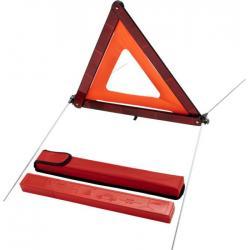 Triángulo de seguridad con bolsa de almacenamiento Carl