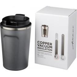 Vaso de 360 ml con aislamiento de cobre al vacío Thor