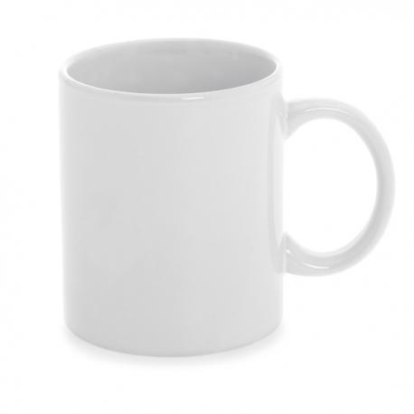 Mug de cerámica blanca para sublimación Aniseed