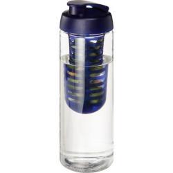 Bidón e infusor con tapa flip de 850 ml H2O vibe