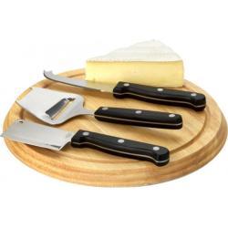 Set de regalo para queso de 4 piezas