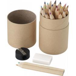 Set de 26 lápices de colores Woodby