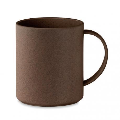 Taza de cascara café y pp 300 m Brazil mug