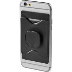 Soporte para teléfono móvil con monedero y cartera Purse