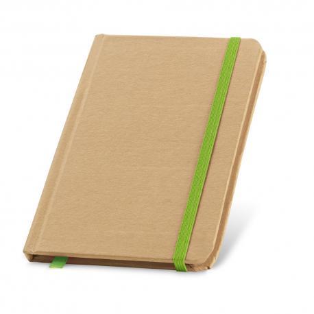 Libreta de notas de bolsillo Flaubert