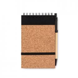 Libreta a6 bolígrafo tapa corch Sonoracork