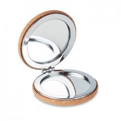 Espejo doble circular corcho Guapa cork