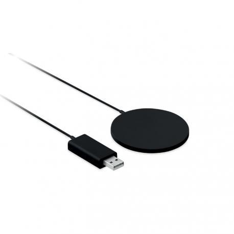 Cargador ultradelgado redondo Thinny wireless