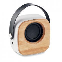 Altavoz de bambú bluetooh 5 Ohio sound
