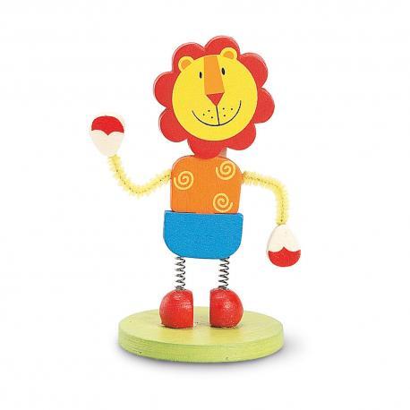Memo clip Lion