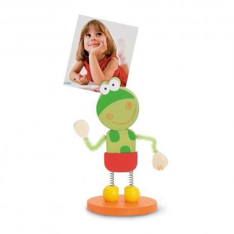 Memo clip Frog
