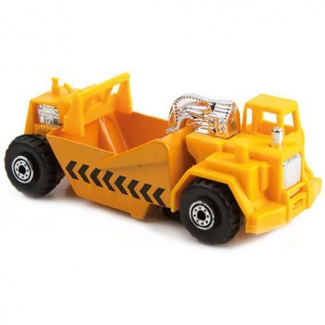 Camion con vagon tolva
