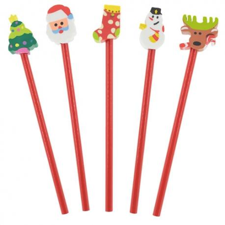 Lapices christmas (1 pack)