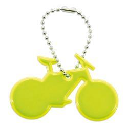 Llavero reflectante bicicleta