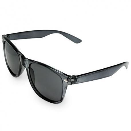 Gafas transparentes
