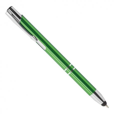 Boligrafo metalico automaticocon puntero