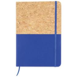 Cuaderno corcho+ pu lupy