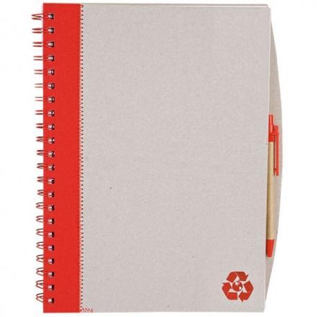 Cuaderno a4 carton reciclado