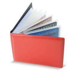 Tarjetero horizontal 40 tarjetas caixa