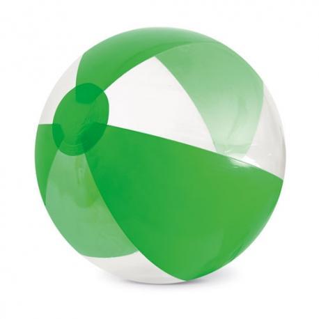 Balon de playa transparente