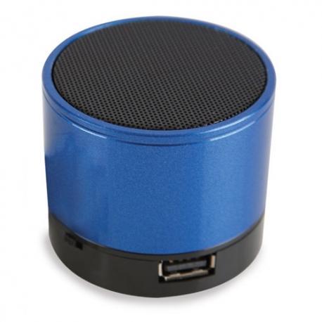 Altavoz radio metalico bluetooth