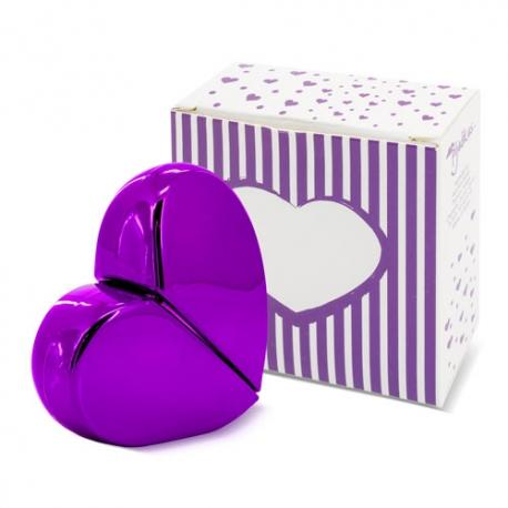 Perfumador corazon sin perfume