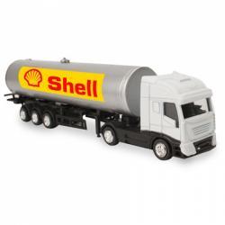 Camion cisterna plata