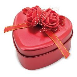 Estuche rosas heart