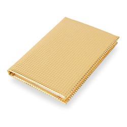 Notebook metalic
