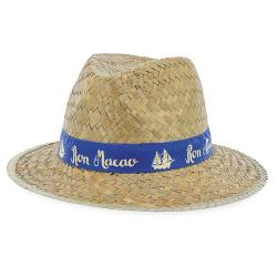 Sombrero paja capo
