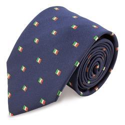 Corbata bandera italia