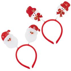 Diadema christmas(pack 10 pcs)