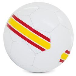 Balón de fútbol bandera spain line